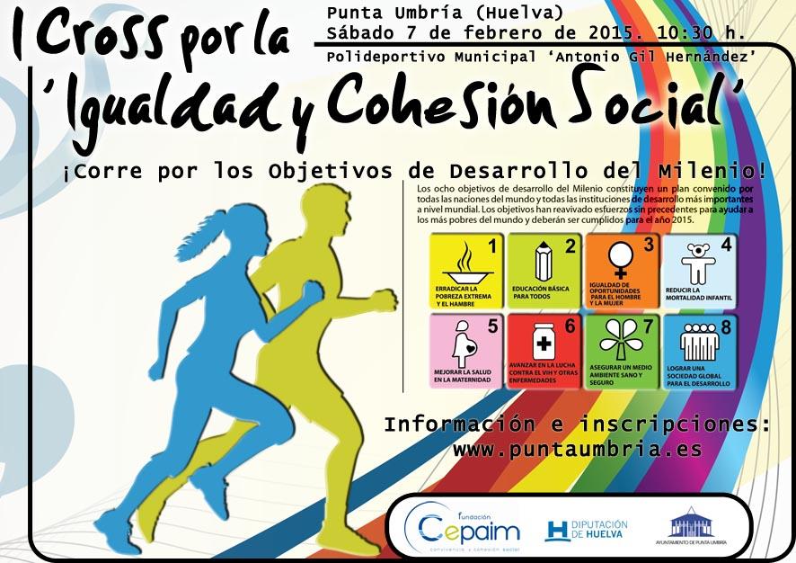 I Cross por la 'Igualdad y Cohesión Social'