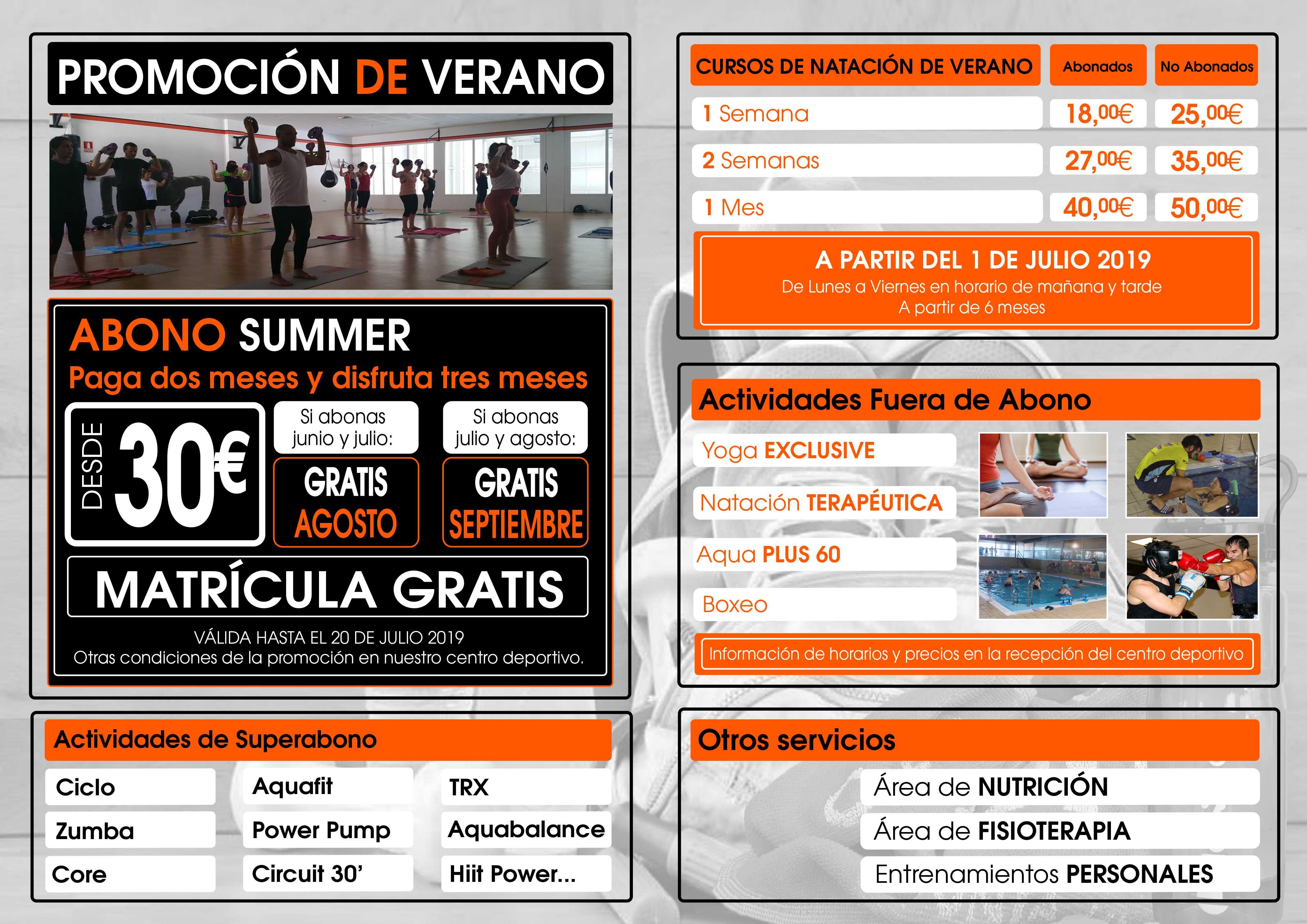 a6c557b8 ... Ofertas y Servicios Piscina Municipal Galería · Ir a Deportes