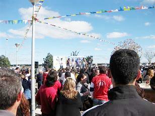 La previsión de lluvia para este sábado fuerza la suspensión de la Berdigoná del Carnaval de la Luz