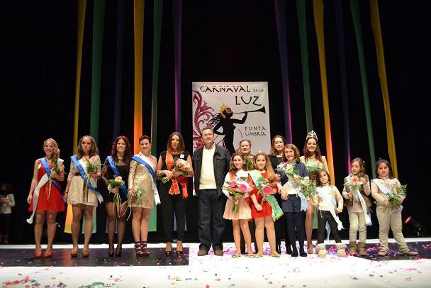 Ampliado el plazo para ser reina o dama del Carnaval de la Luz 2014